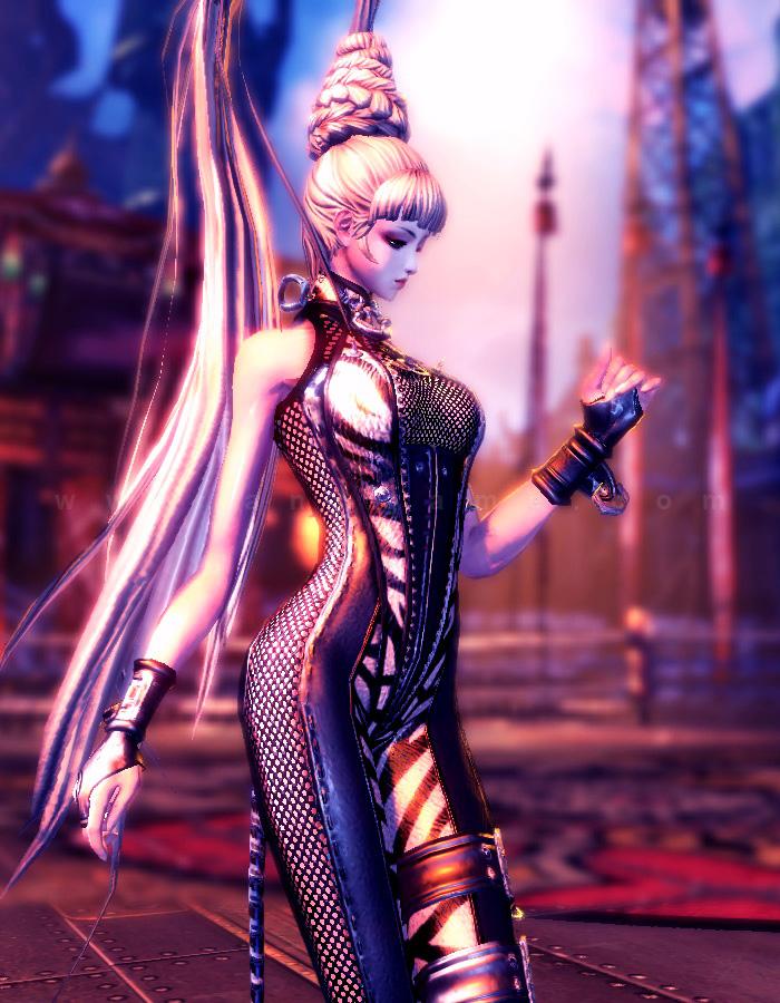 Bộ ảnh tuyệt đẹp của Blade Master trong Blade & Soul - Ảnh 17